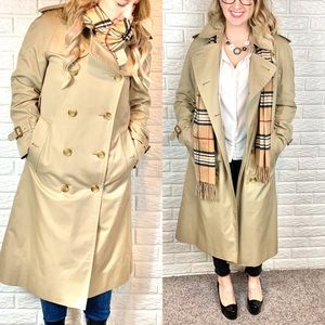 Burberry Vintage trench coat size M